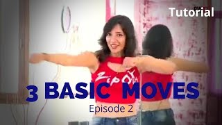 Episode 2- Learn 3 basic club dance moves || with Runjhun Gupta || on Business World