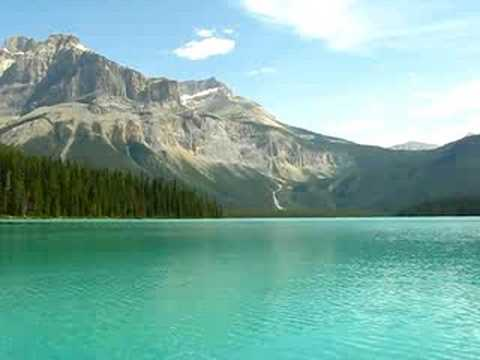 Yoho National Park (Emerald Lake), BC