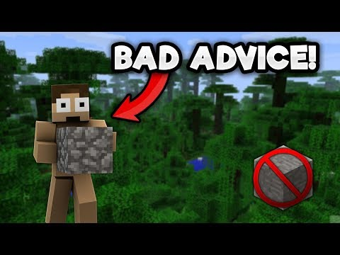 I GAVE MY SUBSCRIBERS BAD PVP ADVICE..... (I'M SORRY)