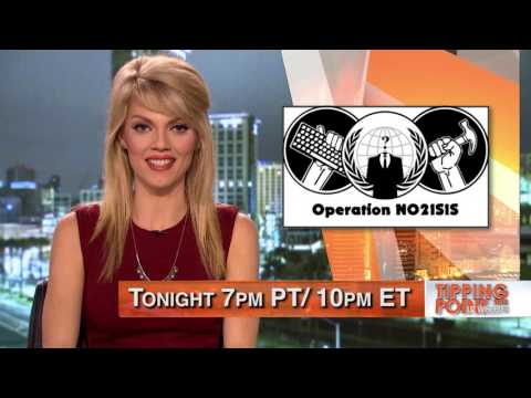 Today on Tipping Point: Mali Attacks, Anonymous Fighting ISIS, Obamacare, and Syrian Refugees