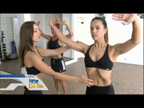 Exercício respiratório promete reduzir medidas e chapar barriga