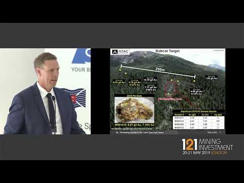 Presentation: ATAC Resources - 121 Mining Investment London 2019 Spring