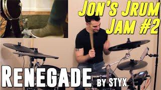 Renegade - Styx - Drum Cover