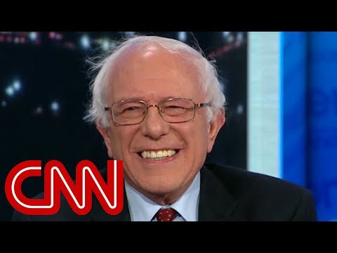 Bernie Sanders: Can't look to this White House for leadership