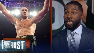 Nick Wright & Greg Jennings react to Tyson Fury's win over Deontay Wilder | PBC | FIRST THINGS FIRST