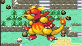 How To Get Magmar in Pokémon LeafGreen Version