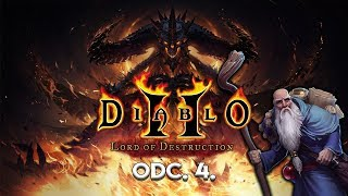Diablo II: Lord of Destruction Odc. 4. - Deckard Cain uratowany :3