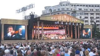 Concert Andre Rieu, vineri 5 iunie 2015 (5.06.2015), Bucuresti, Piata Constitutiei 3
