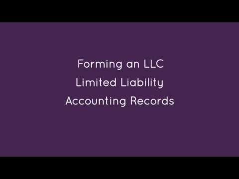 Why Form A LLC Business - YouTube