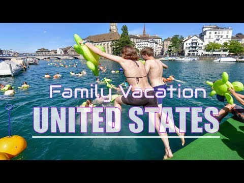 Top 10 Best Family Vacation Spots In The US