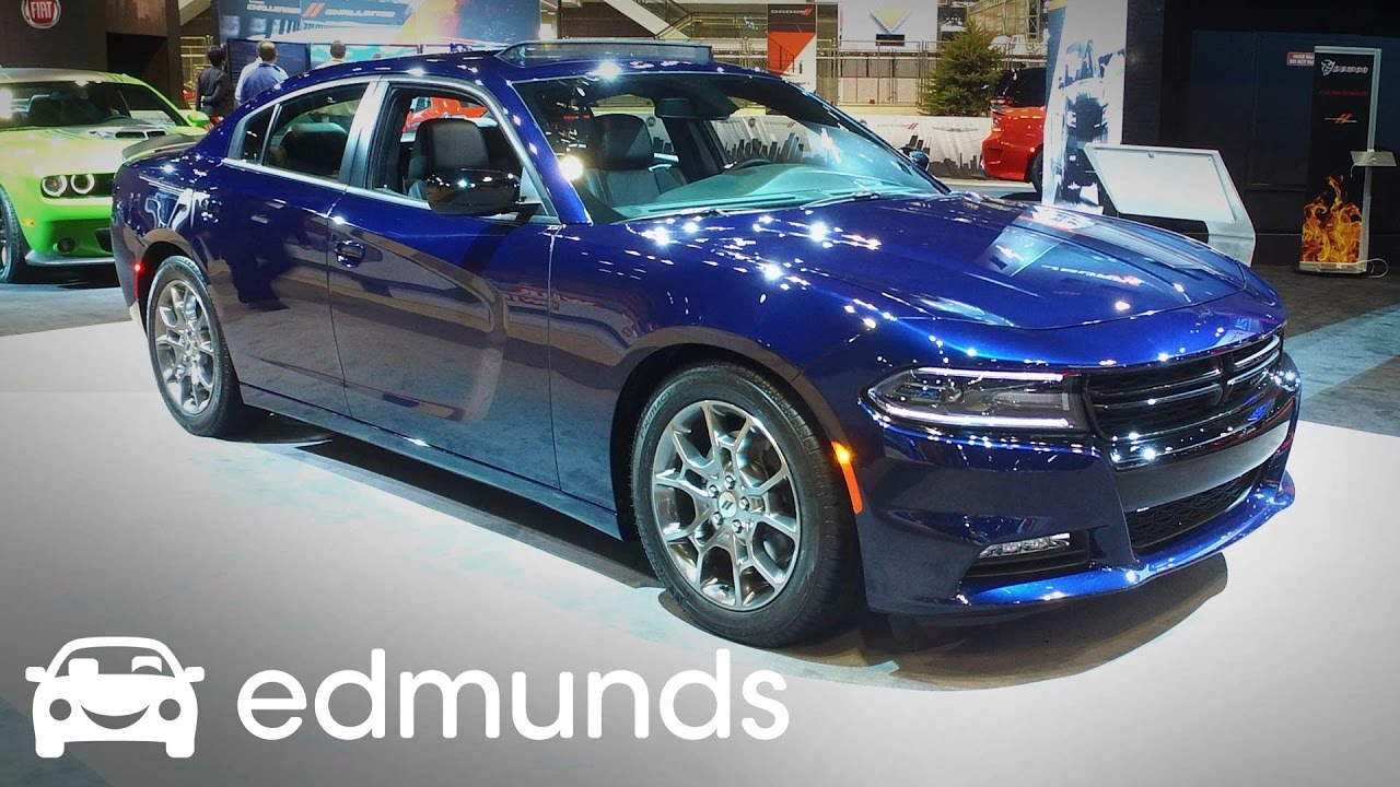 2017 Dodge Charger Review Features Rundown Edmunds