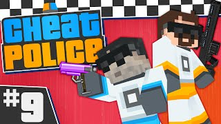 Minecraft - Gyp Rosetti - Cheat Police #9 (Yogscast Complete Mod Pack)