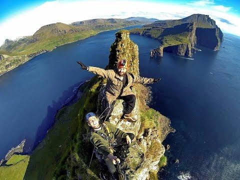 Tindhólmur 2014 - Faroe Islands