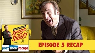 Better Call Saul Season 1 Episode 5 Review | Alpine Shepherd Boy Recap | Mar 2, 2015