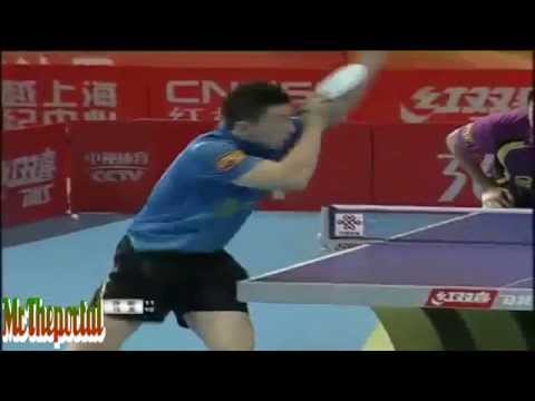 "Table Tennis - ""Best Of China Super League"" - Part 2"