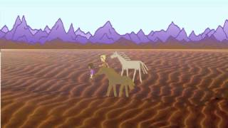 HORSE AND HIS BOY - CHRONICLES OF NARNIA - FAN ANIMATED SUMMARY