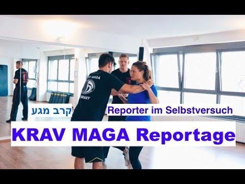 Rheinmaintv Reportage über STRIKEFIT Krav Maga und Fitness in Frankfurt