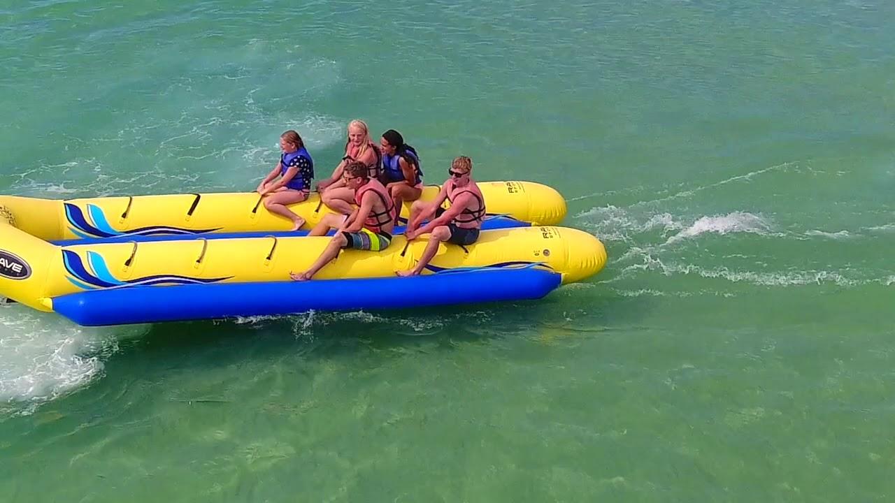 Banana Boat Rides Panama City Beach
