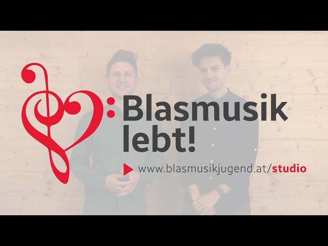 Blasmusik lebt #14 - das Blasmusikstudio - Woodstock Academy