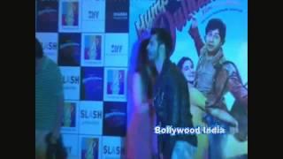 vuclip Alia Bhat promoting their upcoming film 'Humpty Sharma Ki Dulhania