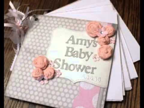 Awesome DIY Baby Shower Guest Book Decor Ideas   YouTube