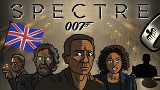 Spectre Trailer Spoof - TOON SANDWICH