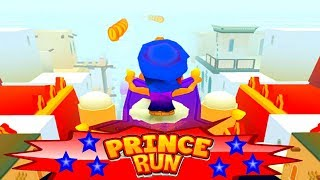 PRINCE RUN - EPIC GAMEPLAY!!! - THE NEW SUBWAY SURFERS!!! - EPIC FREE GAME (HD)