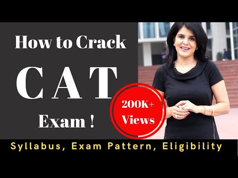 How To Crack CAT Exam 2019 Without Coaching | Tips and Strategy for CAT Exam | ChetChat