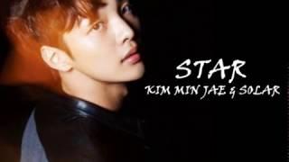 STAR-KIM MIN JAE & SOLAR