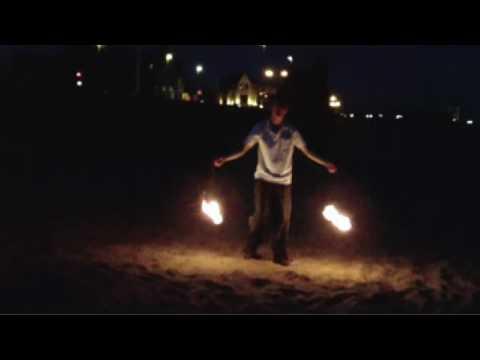 BBQ Fire Show