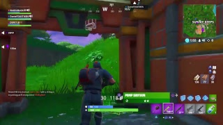 Fortnite with the Squad *GIVEAWAY AT 100 SUBS*