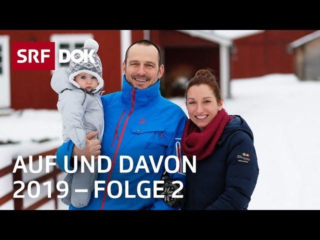 Schweizer Auswanderer   Schweden, Mexiko, Südafrika   Auf und davon 2019 (2/6)   Doku   SRF DOK