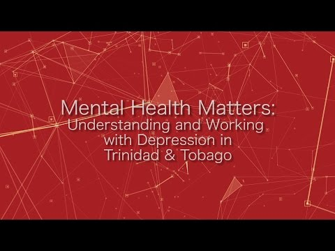 Global Shapers Port of Spain | Mental Health Matters: Depression in Trinidad & Tobago