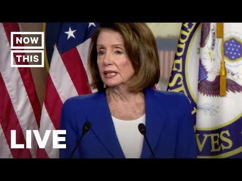 Nancy Pelosi Holds Press Conference As Another Shutdown Looms | NowThis