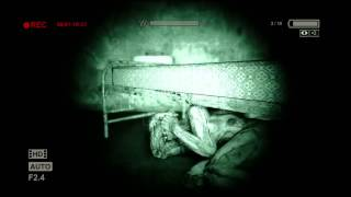 Outlast (PS4) - Launch Trailer