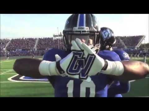 Grand Valley State Football 2014 Hype Show