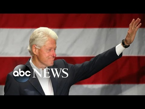 Donald Trump Releases New Video Attacking Bill Clinton