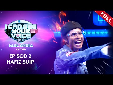 [LIVE] I Can See Your Voice Malaysia (Musim 4) Episod 2 - Hafiz Suip | #ICSYVMY