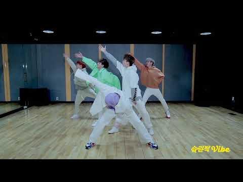 "1TEAM(원팀) - ""습관적 VIBE"" 안무영상(Dance Practice)"