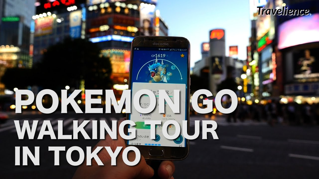 10 Best Places For Pokmon Go In Tokyo TripleLights