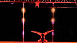 Marina Heck Great Midwest Pole Dancing Competition 2013