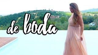 BODA EN ITALIA, ¡ ARRÉGLATE CONMIGO ! | Pretty and Olé