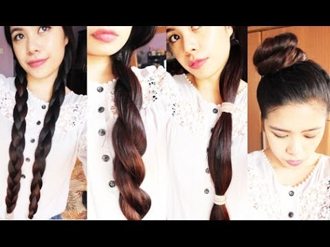 My Hair Routine Before Going To Bed And Favorite Hairstyles For Sleeping Beautyklove