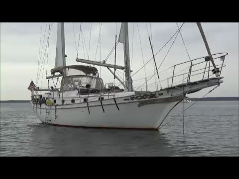 Liveaboard TRANSWORLD 41 KETCH
