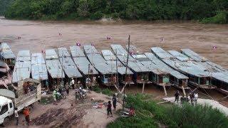 Découverte du Laos / Discovery of Laos