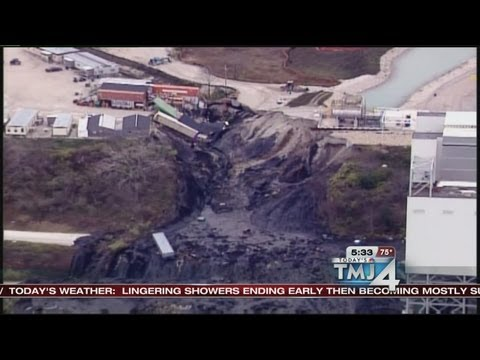 We Energies to pay $100,000 for bluff collapse