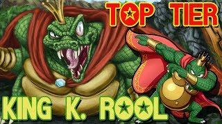 TOP TIER KING K. ROOL | Super Smash Bros. Ultimate Montage | Borjamin Button