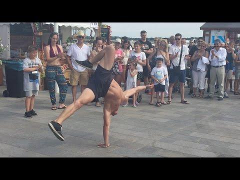 """Concrete 3"" zeigen erstklassige Breakdance-Tricks"