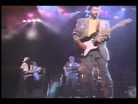 Eric Clapton-Behind The Mask(1987)