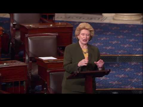 Senator Stabenow Speaks in Opposition to the House Republican Health Care Bill